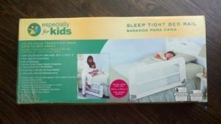 ESPECIALLY FOR KIDS SLEEP TIGHT BEDRAIL  BRAND NEW IN FACTORY BOX