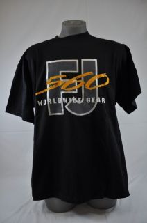 FJ560 World Wide Gear Fat Joe Clothing Black Tee Shirt TUB119 XL
