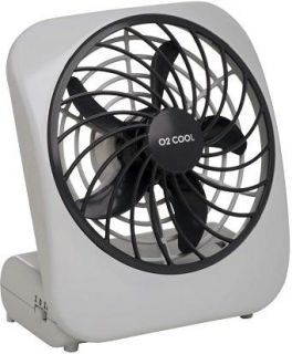 COOL 5 Portable Battery Powered desk Fan PERSONAL fan CAMPING FAN 1041