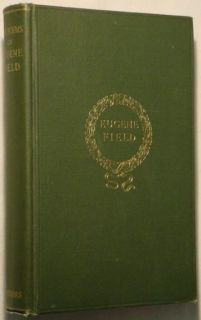 Antique 1919 The Poems of Eugene Field Hardcover Book