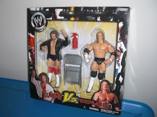 Triple H Eugene Jakks Action Figure WWE WWF Wrestling Hunter Hearst