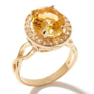 179 561 technibond p oval gemstone pave frame ring p p p note customer