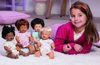 Zapf Puppe Baby Born My Little Children World Asien Afrika Europa