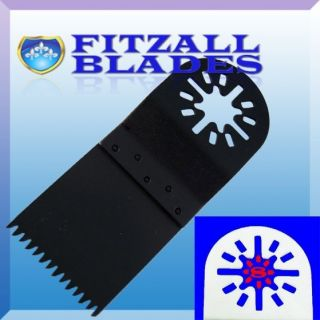 Japan Tooth Flush Multi Tool Blades Dremel Bosch Fein