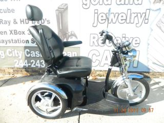 Pre Owned EV Rider Sports Rider Heavy Duty Motorcycle Scooter  NO