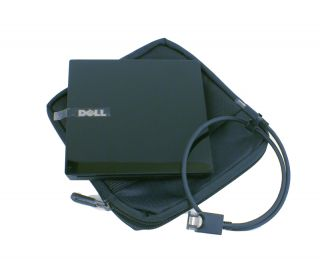 new dell esata external dvd rw drive e16dvd01 and cable designed for