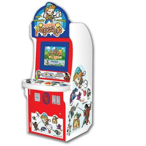 Fearless Pinocchio Childrens Arcade Redemption Game