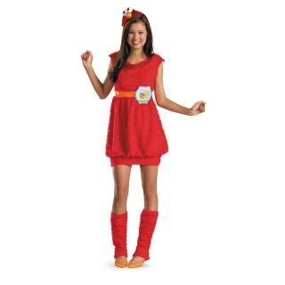 Sesame Street Elmo Costume Teen Extra Large 14 16