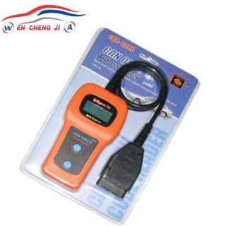 OBDII EOBD CAN BUS Auto Scanner ENGINE Code Reader Car Diagnostic Tool