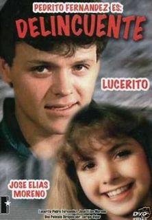 Delincuente 1987 Pedro Fernandez Lucerito New DVD
