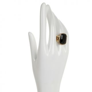Jewelry Rings Gemstone Studio Barse Bronze Black Onyx Statement
