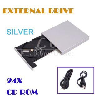 New Super Acer Aspire One USB External 24x CD ROM Drive