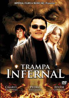 Trampa Infernal 1990 Pedro Fernandez New DVD