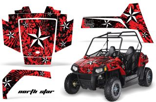 RACING KIDS RAZOR PARTS GRAPHIC KIT POLARIS RZR170 RAZOR 170 STICKER