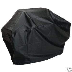 Mr BAR B QUE Heat Resistant Large BBQ Grill Cover