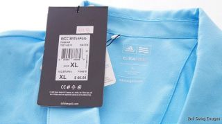 NEW w/ Tags   Womens Adidas ClimaCool Tech Golf Polo Shirt XL   MSRP