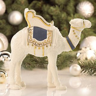 Lenox New 2012 First Blessing Nativity Camel Navy Figurine Collection