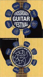 Eric Claptons Crossroads Guitar Festival 2010 Pickpack