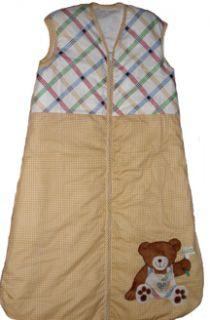 Silksac Baby Sleep Sack Sleeping Bag w Silk Filling M
