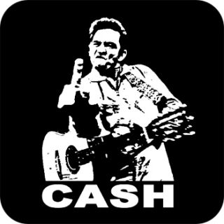 Johnny Cash Finger T Shirt s M L XL 2X Music Band New