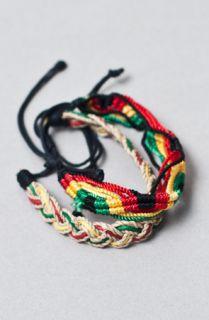 Native Vibe Jewelry Reggae Bracelet 2 Pack