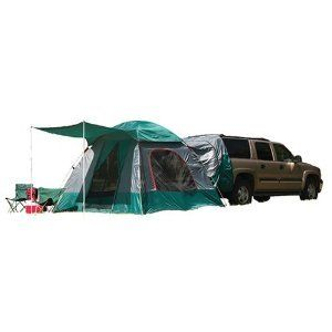Texsport Family Camping Tent 8 People Vehicles Connect Lodge Square