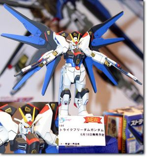 Gundam Seed Destiny 1 144 14 Strike Freedom Anime Manga Model Kit New