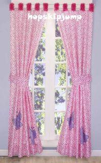 "Fancy Nancy ""Sublime"" Window Panels Drapes NIP"