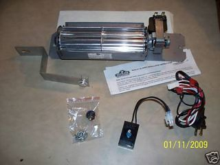 Napoleon Gas Direct Vent Fireplace Blower Fan Kit Variable Speed B440