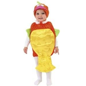Little Mermaid Nemo Fish Halloween Costume 6M 9 12M 18M