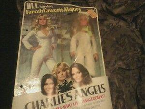 Charlies Angels Farrah Fawcett Majors Doll as Jill Munroe 1977