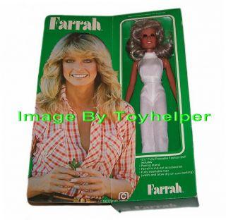 Farrah Fawcett 12 Doll 1977 Charlies Angels TV