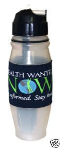 Seychelle 28oz Plastic Filtered Water Bottle BPA Free