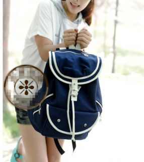 Exclusive Japan Fashion Cute School Bags Canvas Backpack Girls Canvas