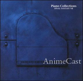 Final Fantasy VII 7 Piano Collections PlayStation Game Music