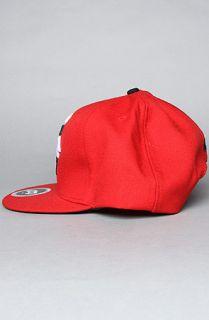 TRUKFIT The Truck It Snapback Cap in Red