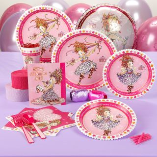 fancy nancy standard party pack for 16 standard pack for 16 includes