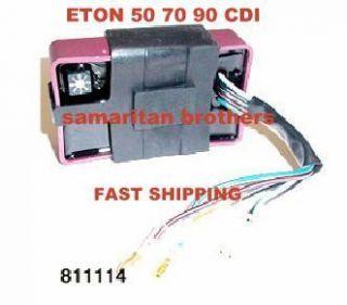 CDI BOX eton ATV VIPER 50cc 70cc 90cc FACTORY PART 811114 79 80