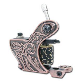 Custom 12 Wraps Shader Liner Tattoo Machine Gun Supply Kit Sale