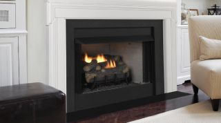 Gas Fireplaces Logs Ventless Propane Natural Gas Fireplaces