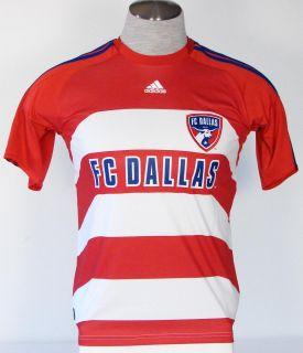 Adidas Boys ClimaCool Dallas Home Jersey Shirt