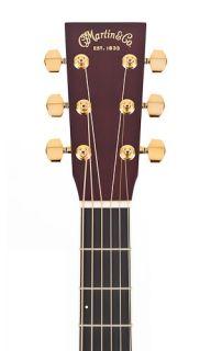 Martin Gpcpa Mahogany Acoustic Electric Cutaway Guitar RRP $5 095