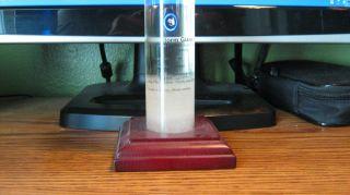 Admiral Fitzroys storm glass NIB (read description)