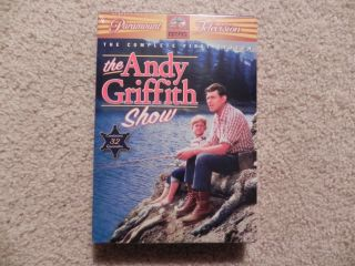 Andy Griffith Show Complete First Season DVD BRAND NEW SEALED