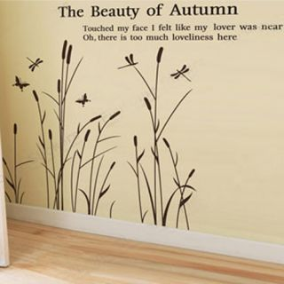 New Branch Style DIY Wall Art PVC Stickers Sticker Wallpaper