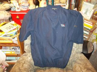 Mens FootJoy Pullover Windbreaker Jacket Shirt Size XL