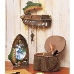 Fishing Desk Organizer Fishing Gift Fisherman Gift New