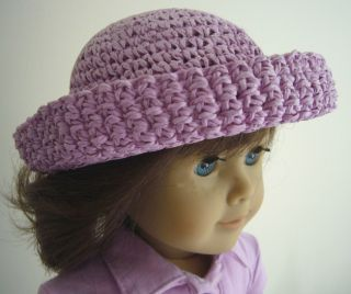 Flat Rate Shipping Doll Clothes Fit American Girl Raffia Easter Bonnet