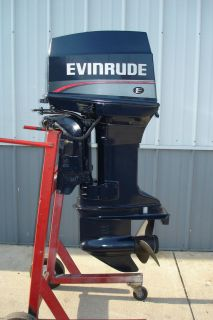 70HP Evinrude Outboard Motor