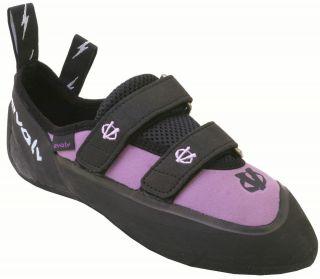 Evolv Elektra Rock Climbing Shoes Newin Box